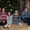 2015 Christmas with exchange student Eriks (along with the grands and Erin and Marco)