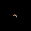 Eclipse on Aug 21, 2017 from the deck