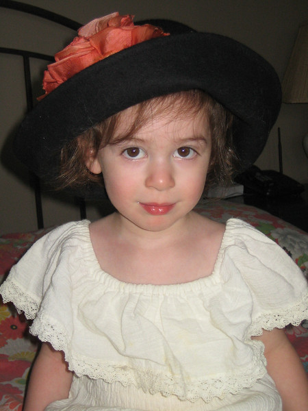 2008 picture of Kiana whose style influenced Riley