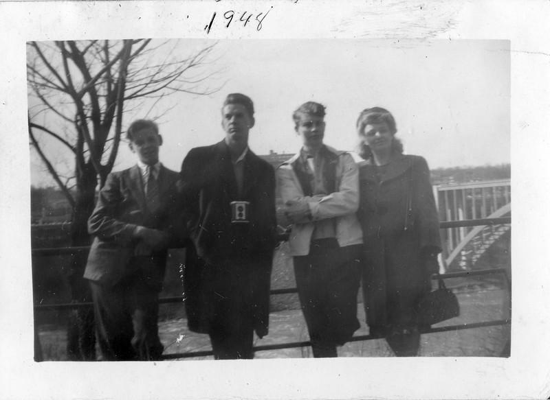 David Don Elmer Francis March 4 1948