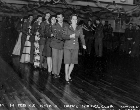 Conga! Feb 14th 1945