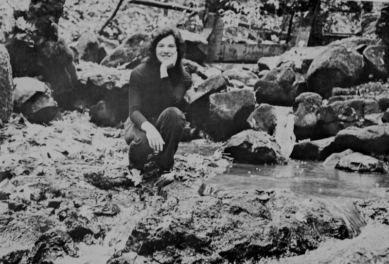 Mimi from a promo shoot - circa 1973