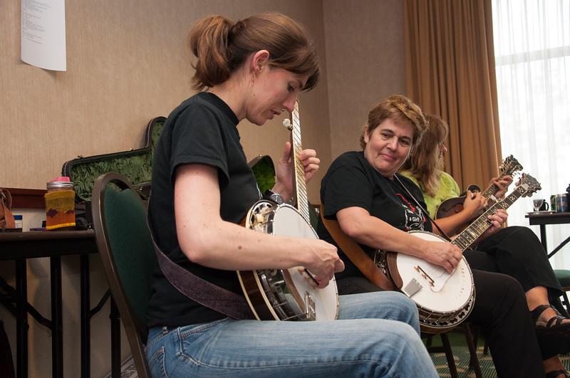 Murphy Method Banjo Camp