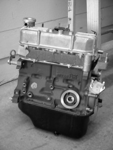 NOS Abarth Fiat / Lancia A112 engine