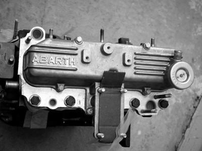 NOS Abarth Fiat / Lancia A112 engine