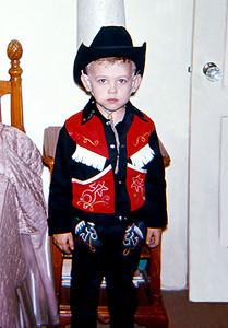 Little Psycho Cowboy, 1964
