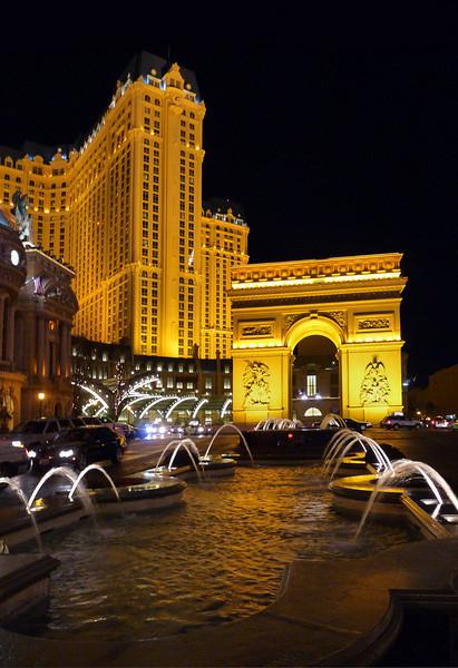 Paris Hotel, Las Vegas