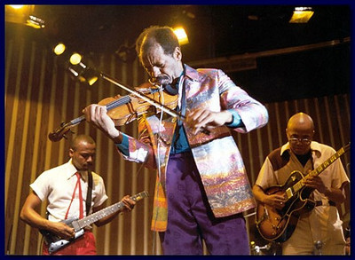 Ornette Coleman, Caravan Of Dreams, 1985