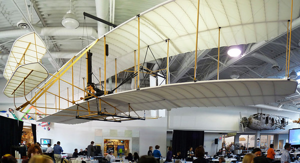 1911 Wright Flyer replica