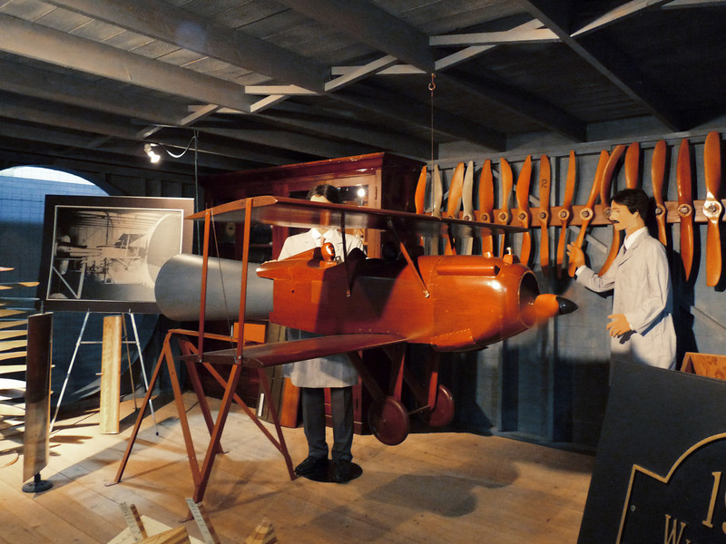 The Stanford Wind Tunnel model