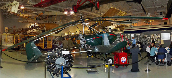 Wide view of the Gyro Plane