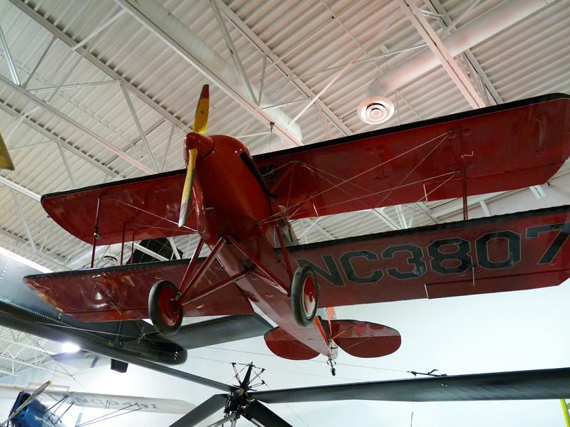 Eagle biplane