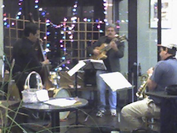 Jazz @ the Printer's Inc Cafe