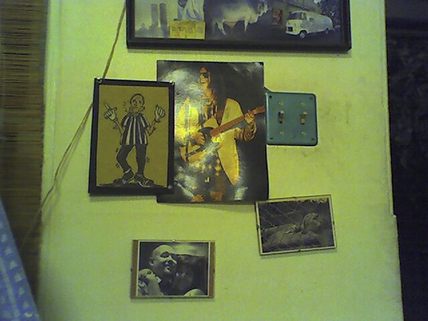 Tommy's Wall