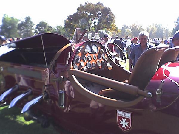 Jay Leno & the Big Car