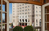 d/l of view of the Mark Hopkins Hotel from 1001 California Street