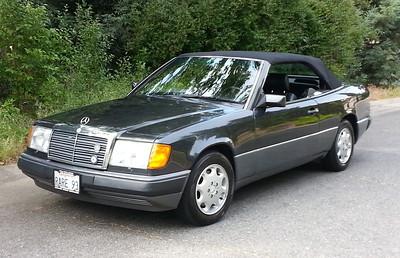 1993 300CE Cabriolet
