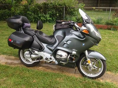 2004 BMW R1150RT