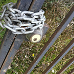Chained Fence
