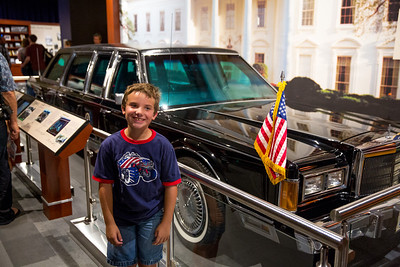 July 4th at Bush Library
