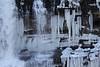 Twin Falls at Rock Island SP - icy closeup.