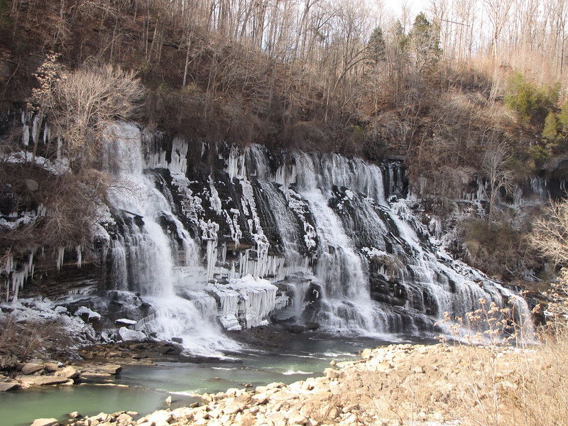 Twin Falls at Rock Island SP.