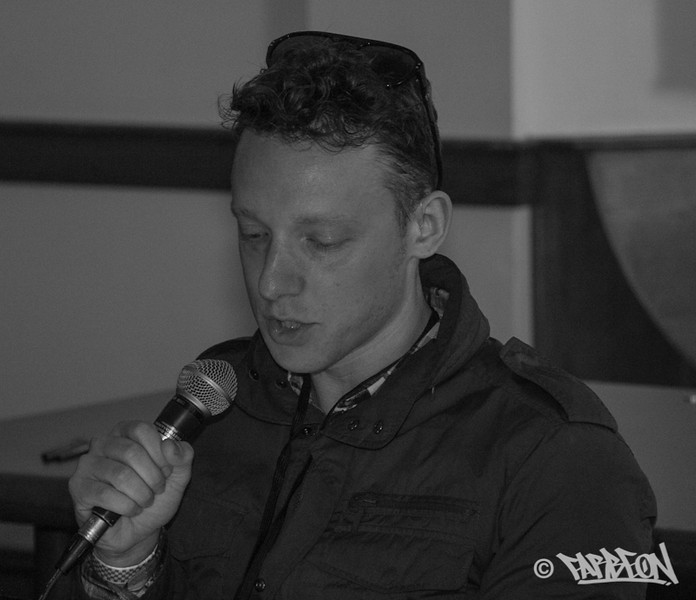 Ben Herson - Panel Discussion: Hip Hop and Youth Empowerment