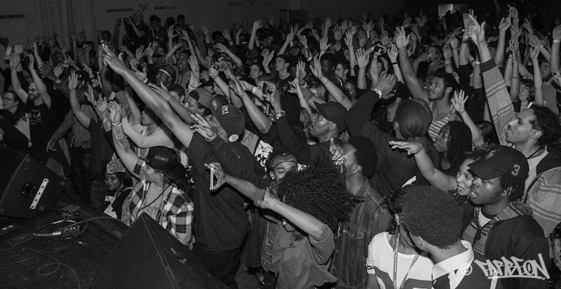 2014 Trinity International Hip Hop Festival.