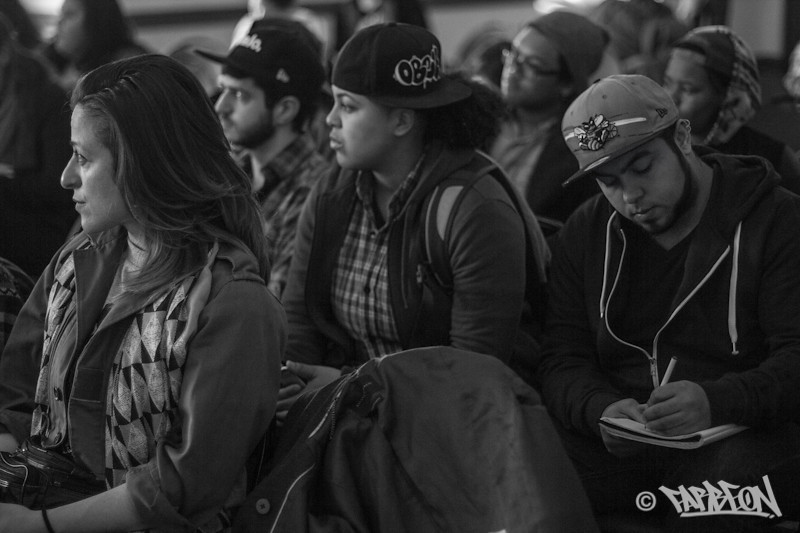 "Bocafloja ""Prognosis: Decolonial Poetic Exhale"" - Presentation/Performance"