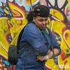 Shy at Graffiti Exhibition.
