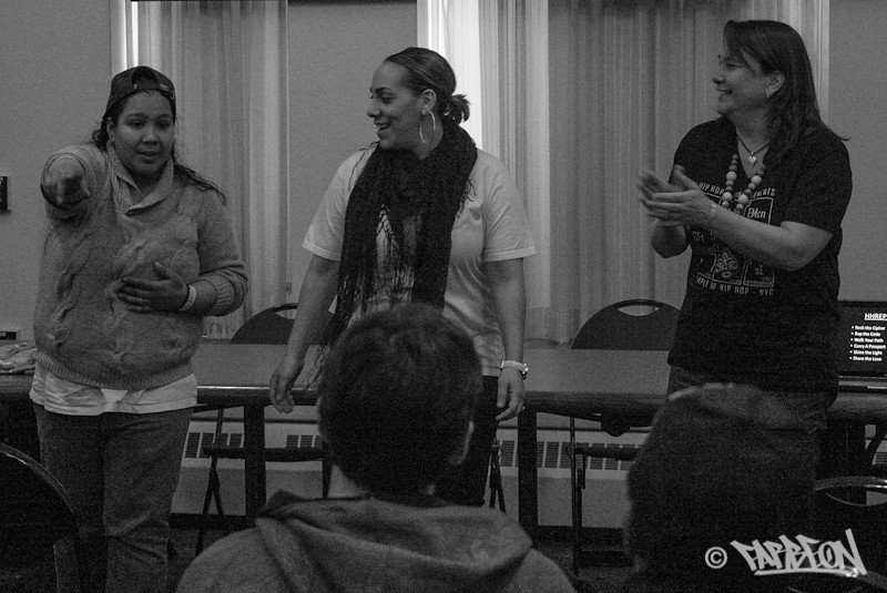 Hip Hop Re:Education Project Screening/Workshop.