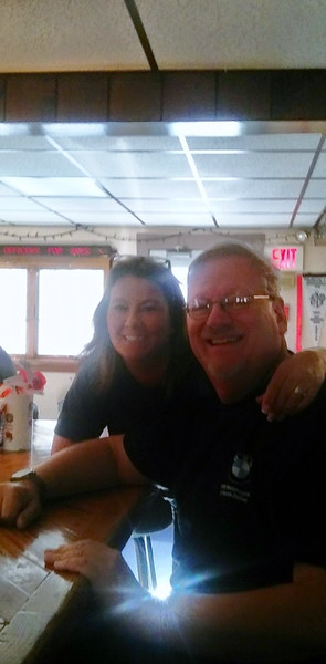 Nice to see Lynn working at the Gloucester VFW Post.   I have not seen her since the mid 80's.  Long time...