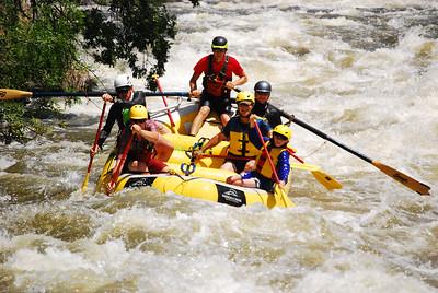Upper Klamath Full-Day Rafting Trip
