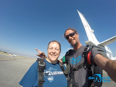 Lisa Ferguson at Skydive Utah - 3