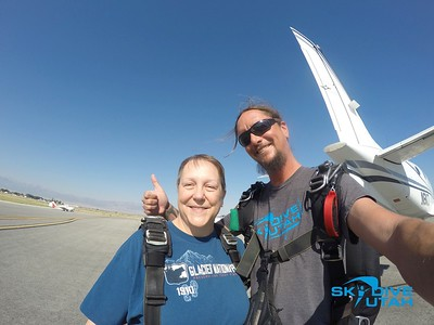 Lisa Ferguson at Skydive Utah - 2