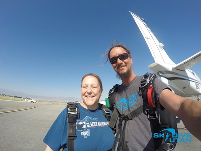 Lisa Ferguson at Skydive Utah - 1