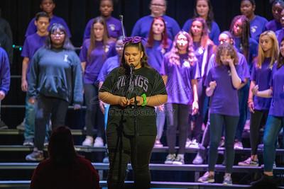 20191217 - Highland Middle Choir Concert