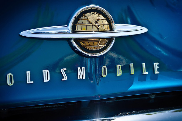 50 Oldsmobile - May 2012