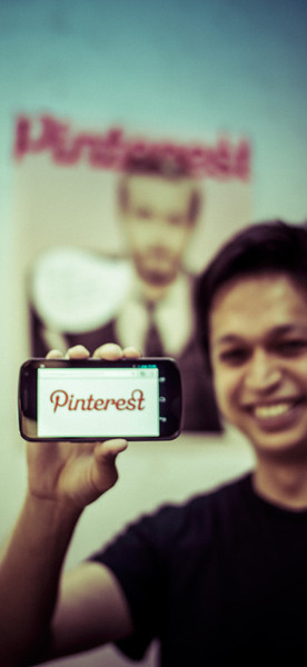 Ben Silbermann, CEO of Pinterest, is just as nice of a guy as that smile would indicate...