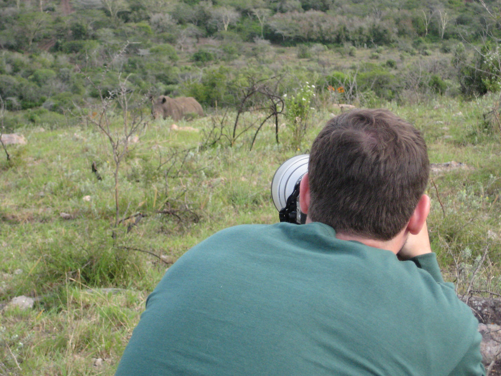 One of the most incredible experiences of my life happened in the summer of 2008 while on vacation in Africa with Erin. We spent two weeks visiting South Africa and Zambia where we had the opportunity to go on several game drives that allowed us to view Africa's famous wildlife.