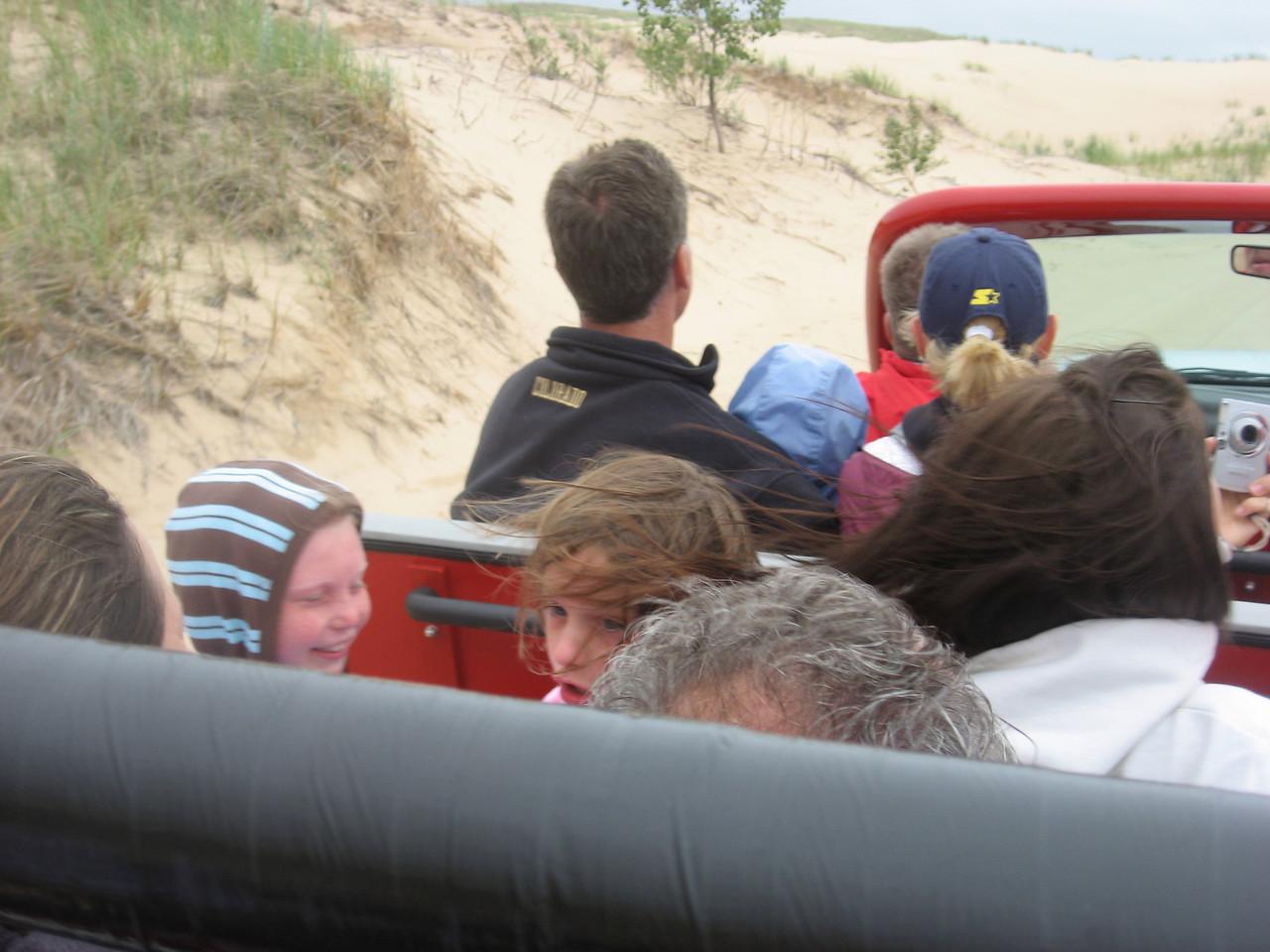 kayla alison mack dune ride