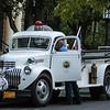 Vintage fire truck