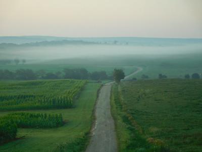 August 17 Mist and Fog