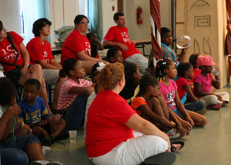 Vacation Bible School in Washington DC