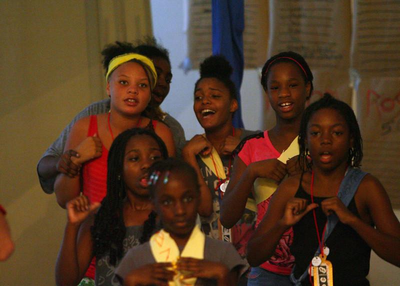 Vacation Bible School in Washington DC