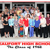 Beaufort High School's Class of 1962