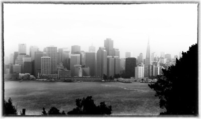 San Francisco - View from Treasure Island