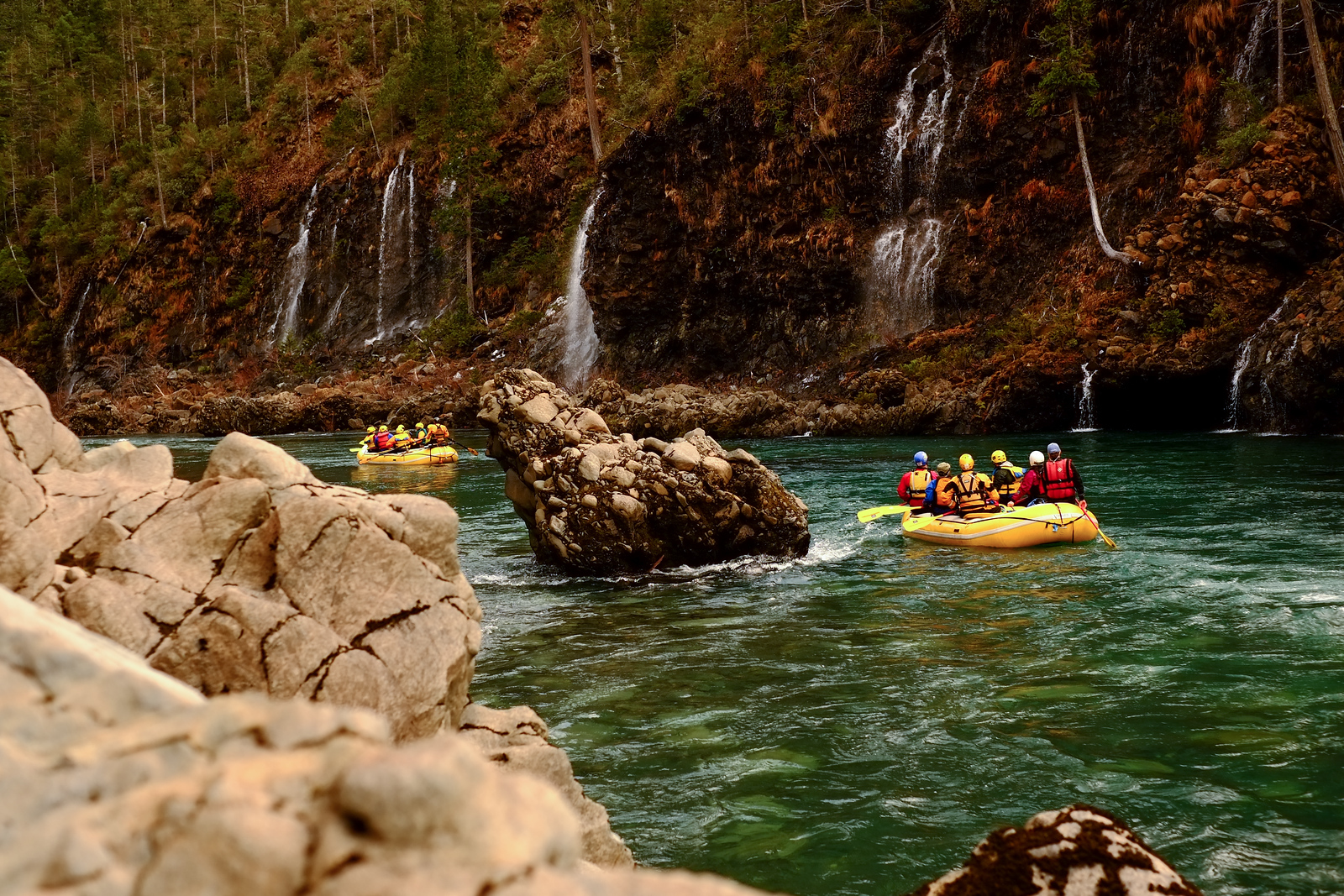 Indigo Creek - North Fork Smith