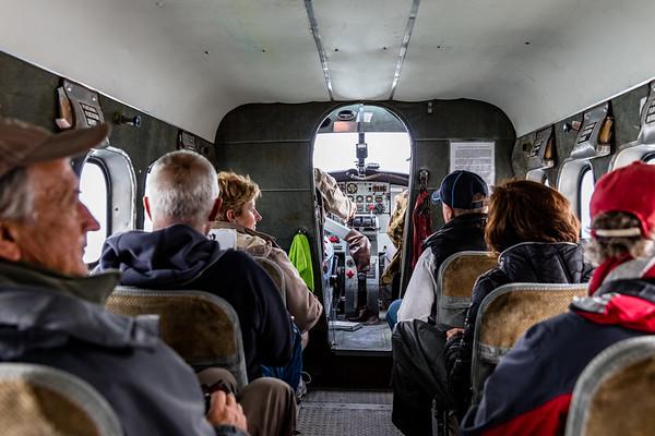 Inside the Float Plane