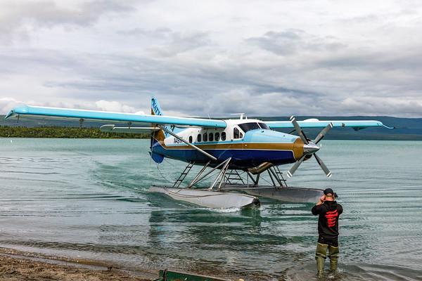 Katmai Air Float Plane
